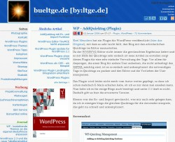 WP - AddQuicktag (Plugin) |  bueltge.de [by:ltge.de] title=
