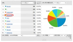 Google Analytics画面