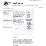 WordPress MU « WordPress Codex