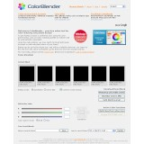 ColorBlender.com | Your free online color matching toolbox