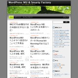 WordPress MU & Smarty Factory