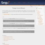 Tango Icon Library - Tango Desktop Project
