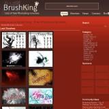 Brushking - Free Photoshop Brushes