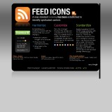 Feed Icons - Home of the standard web feed icon