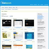Free Layouts.com | Websites