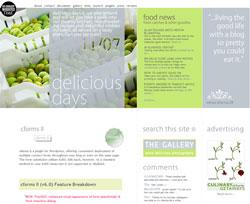 cforms II » delicious:days
